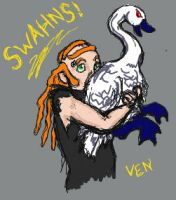 Swahns by VenGethenian
