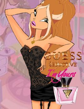 Flora Guess by winxEsther