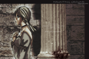 haunting ground bad presentiment by FiammahGrace