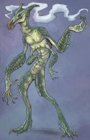 Alien Dude by Ammonite-Amy