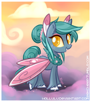 Mothpony Offer to Adopt - Closed! by Hollulu