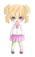Dolly Chib by Cupkik