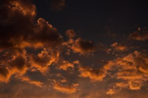 Sunset Clouds by Sudlice