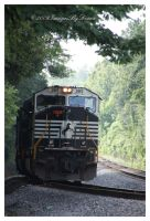 Norfolk Southern 2615 by SassyPants61762