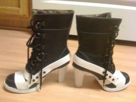 Maka boots by Kyrie-joy