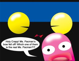Pacman Funny 22 by Inspectornills