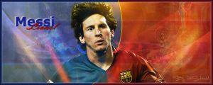 Messi by YZH619
