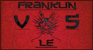 Franklin vs Le poster by caseharts