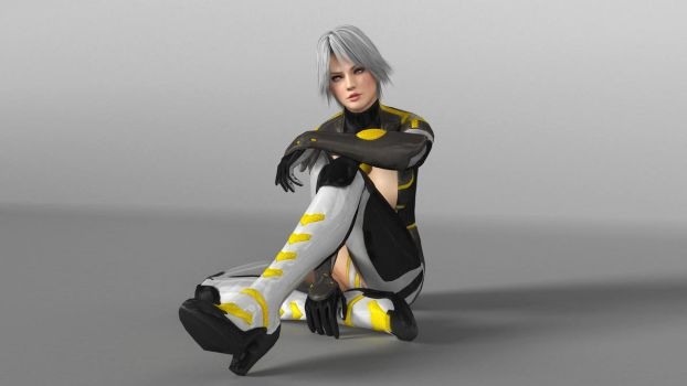 Christie DOA Render by KSE25
