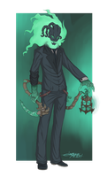 Oh Mister Thresh by Drawliner