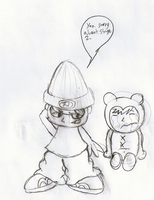 Parappa The Rapper 2 by CrossoverGamer