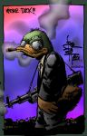 Keeper Duck by duckness