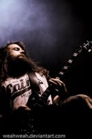 Mark Morton - Lamb of God - 3 by weahweah