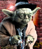 Gangsta Yoda by VIsraWratS
