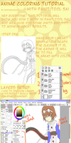 Coloring Anime in SAI Tutorial by Nippondaisuki