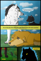 Wolf Song Page 29 by ShroudofShadows