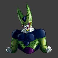 Perfect Cell by albundyland
