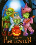 Orc Halloween by Grunnet