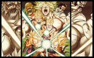 Dragon Ball Z HD Wallpaper2 by UntouchedDesigns