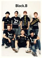 Block B by ShiisuKurayami