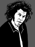 Tom Waits by Liko