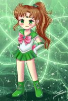 Chibi Sailor Jupiter by Nawal