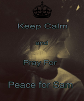 Supernatural Keep Calm Poster 1 by KrazyKat22