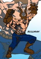 Bullman n3 (By Peter Stylianou) by PeterVsAll