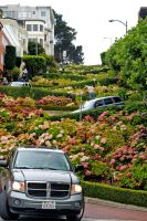Lombard Street  San Francisco by CitizenFresh