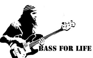 Bass for life by the-inner-evil