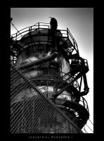 GasWorks I HDR-Black and White by mysteriumtremendum