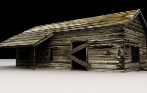 Quickly made house by Alioli1