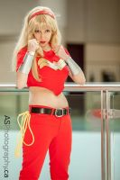 Wonder Girl - DC by kawaiilove