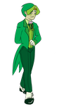 Prince Lucien of the Lily Pad Kingdom by Ask-Princess-Lily