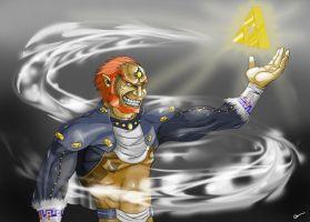 ganondorf: Reversed end by Ga0