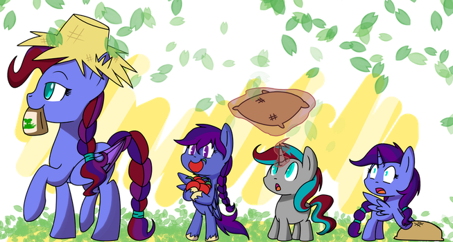 Young and Sproutin' - Gift by RainbowSparkle12