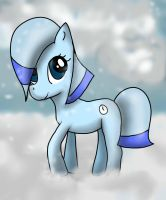 Ice As A Pony by SammyTheDoodler