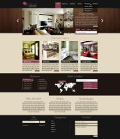 Furniture store website by Elad-M