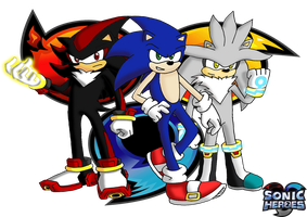 Team Ultimate Sonic Heroes 2 by Retzan