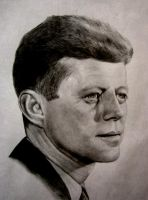 John F. Kennedy by Y-LIME