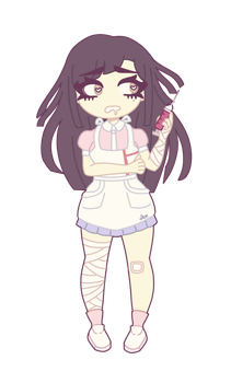 [ Pastel Goth ] Nurse me back to Health by Discolourful