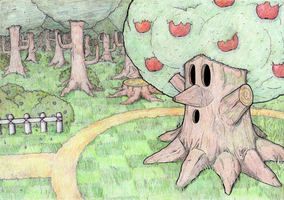 Whispy Woods by 94cape69