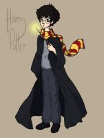 Harry Potter by StrawberrieCandie