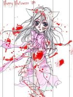 The Living Dead Doll by chibiandor