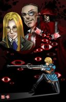 Hellsing by WiL-Woods