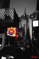 colours of NYC by Seolynn