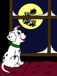 101 Dalmations Christmas by DemonicVampyreWolf