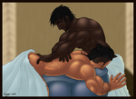 Oscare Massages Alistair by BerrodArmstrong