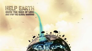 Help Earth by Amr-Mohsen