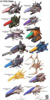 R-Type Final by sachsen